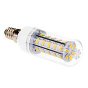 4W E14 LED 콘 조명 T 36 LED가 SMD 5630 따뜻한 화이트 360lm 2500-3500K AC 220-240V