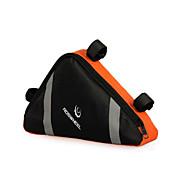 10-20L Bolsa para Cuadro de Bici / Bolsa de marco triangular Impermeable, Reflexivo Bolsa para Bicicleta Nailon Bolsa para Bicicleta
