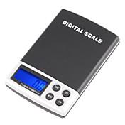 1,000g * 0.1g을 디지털 다이아몬드 포켓 보석 규모 무게