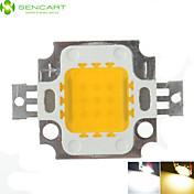 SENCART 1pc COB 900 lm 12 V Led Brikke Aluminium 10 W
