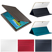 Funda Para Tab S 10.5 Tab S 8.4 Samsung Galaxy Funda Samsung Galaxy con Soporte Flip Magnética Funda de Cuerpo Entero Color sólido Cuero
