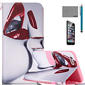 Etui Til iPhone 6s Plus iPhone 6 Plus Apple iPhone 6 Plus Heldekkende etui Hard PU Leather til iPhone 6s Plus iPhone 6 Plus