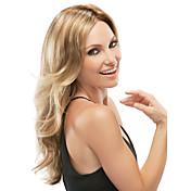Pelucas sintéticas Ondulado Pelo sintético Peluca Mujer Larga Sin Tapa
