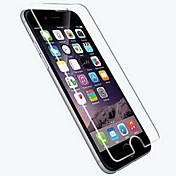 Protector de pantalla Apple para iPhone 6s iPhone 6 Vidrio Templado 1 pieza Protector de Pantalla Frontal A prueba de explosión Dureza 9H
