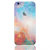 Para Funda iPhone 6 / Funda iPhone 6 Plus Ultrafina / Traslúcido / Diseños Funda Cubierta Trasera Funda Paisaje Suave TPUiPhone 6s Plus/6