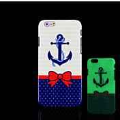 용 아이폰6케이스 / 아이폰6플러스 케이스 야광 케이스 뒷면 커버 케이스 돛대 하드 PC iPhone 6s Plus/6 Plus / iPhone 6s/6