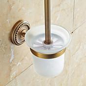 Soporte para Cepillo de Baño Tradicional Latón 1 pieza - Baño del hotel