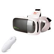 ritech는 3d 안경 + 블루투스 컨트롤러 흰색 VR 가상 현실을 3plus