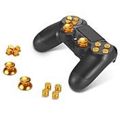 P4-GPA001 Kits de piezas de repuesto del controlador del juego Para PS4 ,  Kits de piezas de repuesto del controlador del juego Aluminio / Metal 1 pcs unidad