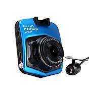 h9 1080p / Full HD 1920 x 1080 G-Sensor / 720P / Video Out DVR del coche 140 Grados / 170 Grados Gran angular CMOS 5.0 MP 2.5 pulgada