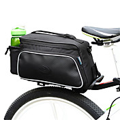 ROSWHEEL 10 L Bolsas Maletero Impermeable, Listo para vestir, A Prueba de Golpes Bolsa para Bicicleta Tejido / Poliéster / CLORURO DE POLIVINILO Bolsa para Bicicleta Bolsa de Ciclismo Ciclismo