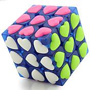 Rubiks kube YONG JUN 3*3*3 Glatt Hastighetskube Magiske kuber Kubisk Puslespill profesjonelt nivå Hastighet Hjerte Nytt År Barnas Dag Gave