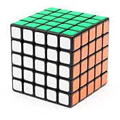 Cubo de rubik Shengshou 5*5*5 Cubo velocidad suave Cubos mágicos rompecabezas del cubo Nivel profesional Velocidad Regalo Clásico Chica