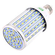 YWXLIGHT® 22W 2000-2200lm E26 / E27 LED-kornpærer T 102 LED perler SMD 5730 Dekorativ Varm hvit Kjølig hvit 85-265V 110-130V 220-240V