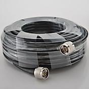 Antena con Ventosa para Coche / Antena Yagi / Antena LAP N Hembra Metal Amplificador de señal /