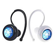 I øret Trådløs Hodetelefoner Plast Kjøring øretelefon Mini Med volumkontroll Med mikrofon Støyisolerende Headset