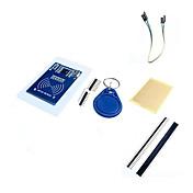 MFRC-522 rc522 rfid tarjeta ic rf módulo inductivo con tarjeta de Fudan s50 gratis&llavero y accesorios para arduino