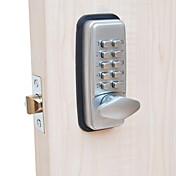 304 Rustfritt stål Password Lock Smart hjemme sikkerhet System Hjem Villa Kontor Hotell Leilighet Komposittdør Wooden Door Sikkerhetsdør