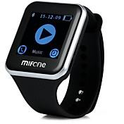 Reloj elegante Monitor de Pulso Cardiaco Calorías Quemadas Podómetros Itinerario de Ejercicios Múltiples Funciones Información Standby