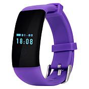 Smart armbånd GPS Pulsmåler Lyd Håndfri bruk Beskjedkontroll Kamerakontroll Aktivitetsmonitor Søvnmonitor Stoppeklokke Stopur 2G