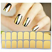 1pcs Nail Art klistremerke 3D Negle Stickers makeup Cosmetic Nail Art Design