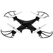 RC Dron SJ  R/C X300-1 4 Canales 6 Ejes 2.4G Quadccótero de radiocontrol  Retorno Con Un Botón Modo De Control Directo Vuelo Invertido De