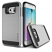 Funda Para Samsung Galaxy Funda Samsung Galaxy Antigolpes Funda Trasera Color sólido ordenador personal para S8 Plus S8 S7 plus S7 edge