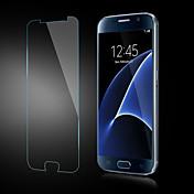 prima logrotate® protector de la pantalla de vidrio templado para la galaxia s7 / s6