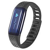 Mambo HR Aktivitetsmonitor Smart armbånd iOS Android Pulsmåler Vannavvisende Kalorier brent Pedometere Sundhetspleie Vekkerklokke