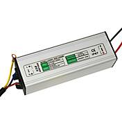 jiawen® 50w 1500ma ledet strømforsyning førte konstant strømforsyning for driveren (dc 24-36v utgang)