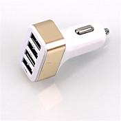 Bil Lader USB-lader Universal Flere porter 4 USB-porter 5.1 A DC 12V-24V