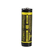 xtar 14500 800mAh batería recargable 3.7v 2.96wh li-ion