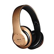 P15 Over øre Trådløs Hodetelefoner dynamisk Plast Mobiltelefon øretelefon Med ladeboks / Med volumkontroll / Med mikrofon Headset