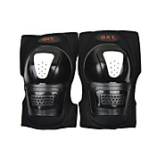 GXT g16 deslizadores 2 PC corta rodillera protector de la motocicleta de la moto de motocross motocross rodilla engranaje de la