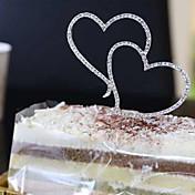 장식 도구 하트 케이크에 대한 메탈 고품질