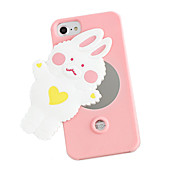 Funda Para Apple iPhone 7 Plus iPhone 7 Espejo Funda Trasera Dibujo 3D Suave Silicona para iPhone 7 Plus iPhone 7 iPhone 6s Plus iPhone