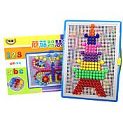 KEAIHAO Kit de Bricolaje Bloques de Construcción Puzzles 3D Artículos para Celebraciones Artículos para Celebración Juguete Educativo