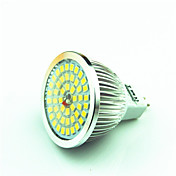 1pc 3W 150-200 lm GU5.3(MR16) Focos LED MR16 48 leds SMD 2835 Decorativa Blanco Cálido Blanco Fresco 7000K AC 12V