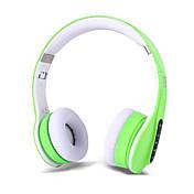 SF-SH999B Sobre el oído Sin Cable Auriculares Dinámica El plastico Teléfono Móvil Auricular Con control de volumen Con Micrófono