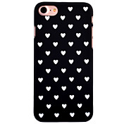 Para iPhone 8 iPhone 8 Plus Carcasa Funda Diseños Cubierta Trasera Funda Azulejo Dura Policarbonato para Apple iPhone 8 Plus iPhone 8