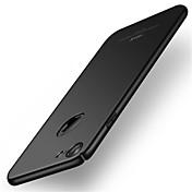 Etui Til Apple iPhone 8 iPhone 8 Plus Ultratynn Bakdeksel Helfarge Hard PC til iPhone 8 Plus iPhone 8 iPhone 7 Plus iPhone 7 iPhone 6s