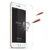 Protector de pantalla Apple para iPhone 7 Vidrio Templado 1 pieza Protector de Pantalla Frontal Anti-Huellas Ultra Delgado A prueba de
