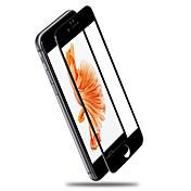Protector de pantalla para iPhone 7 Vidrio Templado 1 pieza Alta definición (HD) / Dureza 9H / Borde Curvado 2.5D