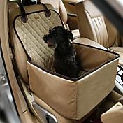 고양이 강아지 카 시트 커버 애완동물 매트&패드 솔리드 휴대용 더블-사이드 통기성 폴더 랜덤 색상 애완 동물