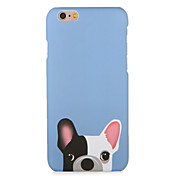 Funda Para Apple iPhone 7 Plus iPhone 7 Diseños Funda Trasera Perro Dura ordenador personal para iPhone 7 Plus iPhone 7 iPhone 6s Plus