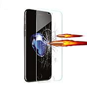 Protector de pantalla Apple para iPhone 7 Vidrio Templado 1 pieza Protector de Pantalla Frontal Borde Curvado 2.5D Dureza 9H Alta