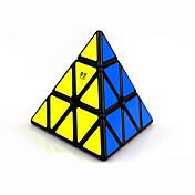 Cubo de rubik Warrior Pyramid Cubo velocidad suave Cubos Mágicos rompecabezas del cubo Plásticos Triángulo Regalo