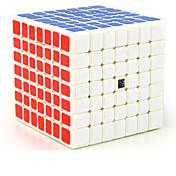 Rubiks kube MoYu 7*7*7 Glatt Hastighetskube Magiske kuber Pedagogisk leke Stresslindrende leker Kubisk Puslespill Glatt klistremerke Gave