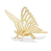 3D-puslespill Puslespill Tremodeller Dinosaur Luftkraft Dyr Sommerfugl 3D GDS Tre Klassisk 6 år og oppover