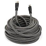 HDMI 1.4 케이블, HDMI 1.4 to HDMI 1.4 케이블 Male - Male 15.0m (50 피트)